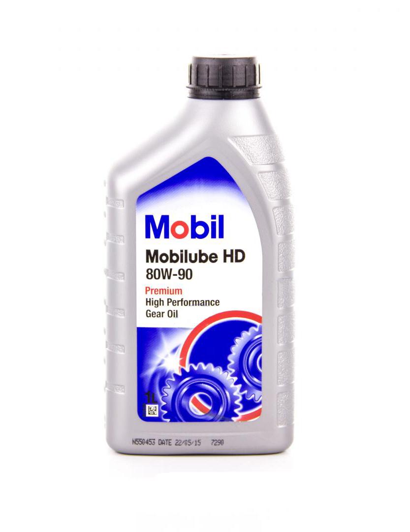 Mobilube Hd 75W90 Gl 5